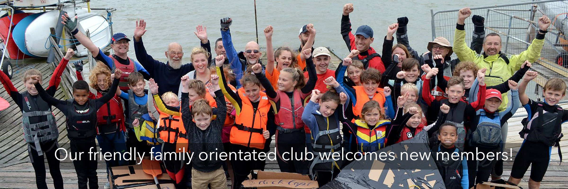 Permalink to:Our friendly family orientated club welcomes new members!